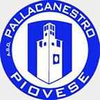 A.S.D. Pallacanestro Piovese Sticky Logo