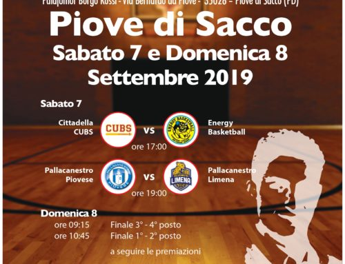 21° Torneo Stefano Bertin categoria U18