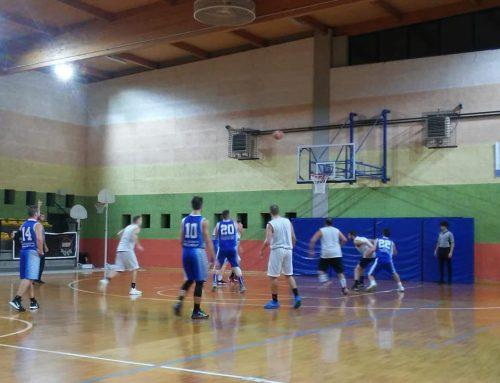 Promozione: cronaca dell'amichevole con il Basket Conselve